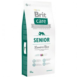 Brit Care Senior Jagnięcina...