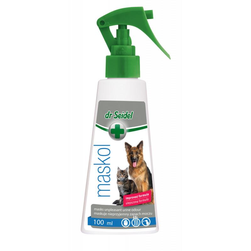DR SEIDEL MASKOL płyn maskujący zapachy zwierząt 100 ml