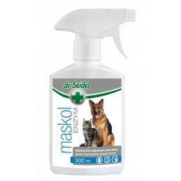 DR SEIDEL MASKOL ENZYM usuwa nieprzyjemny zapach moczu 300 ml