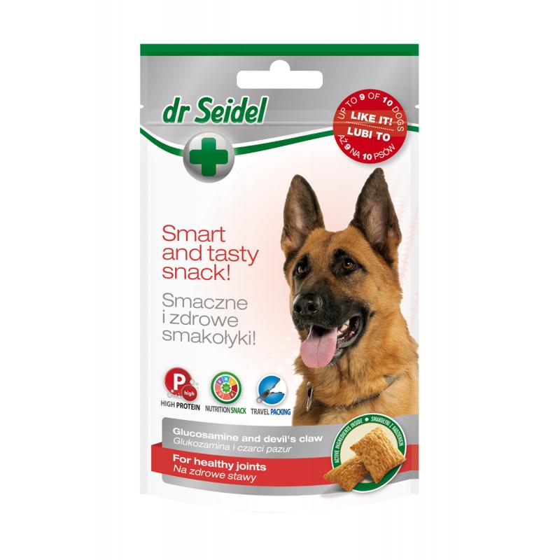 DR SEIDEL SMAKOŁYKI na zdrowe stawy dla psów 90 g