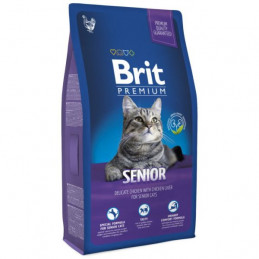 BRIT PREMIUM CAT SENIOR 1,5 kg