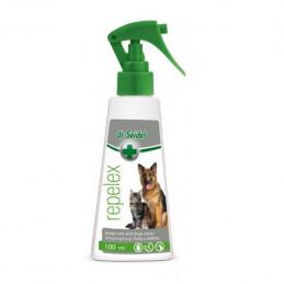 Dr Seidel Repelex - Płyn utrzymujący psy i koty z daleka - spray 100ml