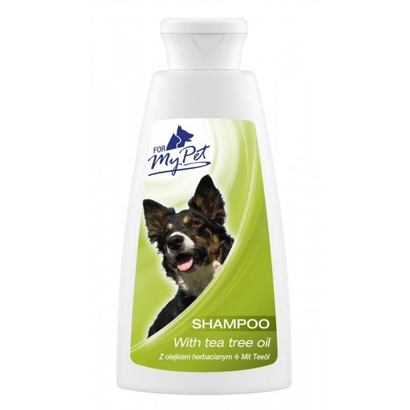 DermaPharm FOR MY PET Szampon z Olejkiem z Drzewa Herbacianego 150 ml
