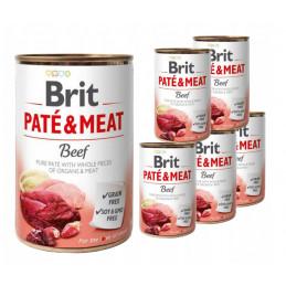 Brit Pate&Meat Beef...