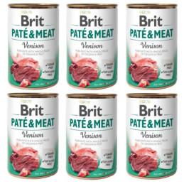 Brit Pate&Meat Venison...