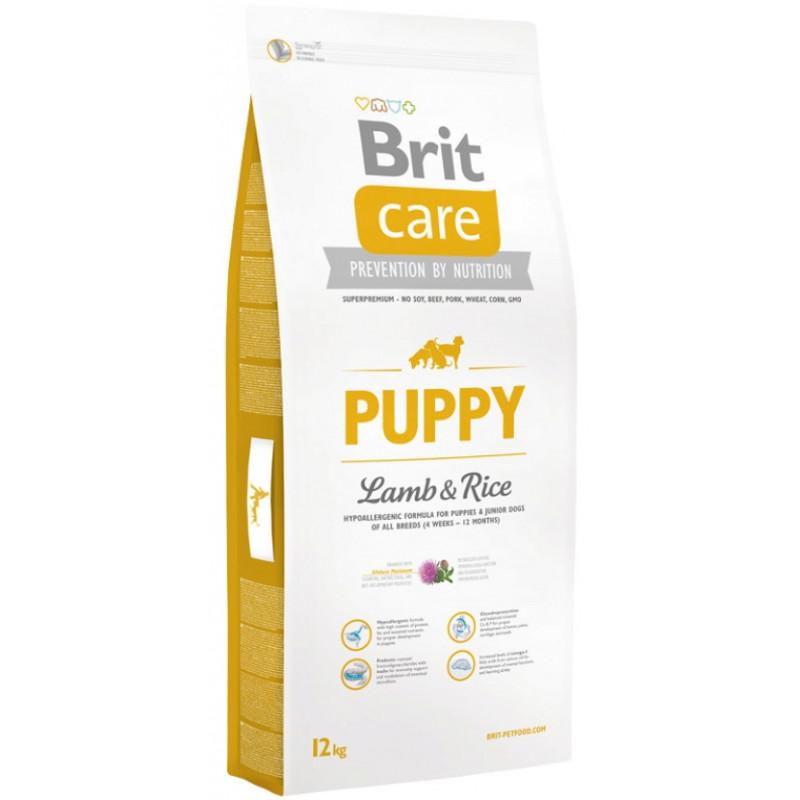 Brit Care Puppy Jagnięcina LAMB & RICE 3kg