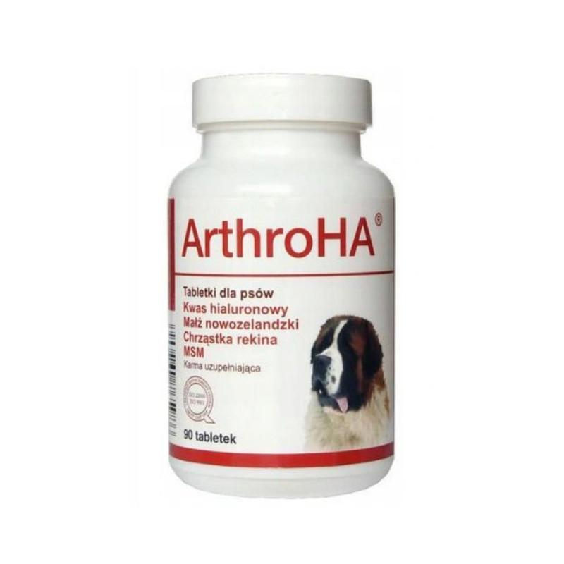 DOLFOS DOLVIT Arthroha Mocne Stawy 90 Tabletek dla Psa