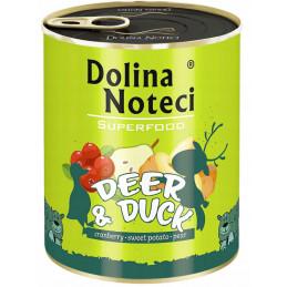 DOLINA NOTECI Superfood MIX SMAKÓW 24 x 800g