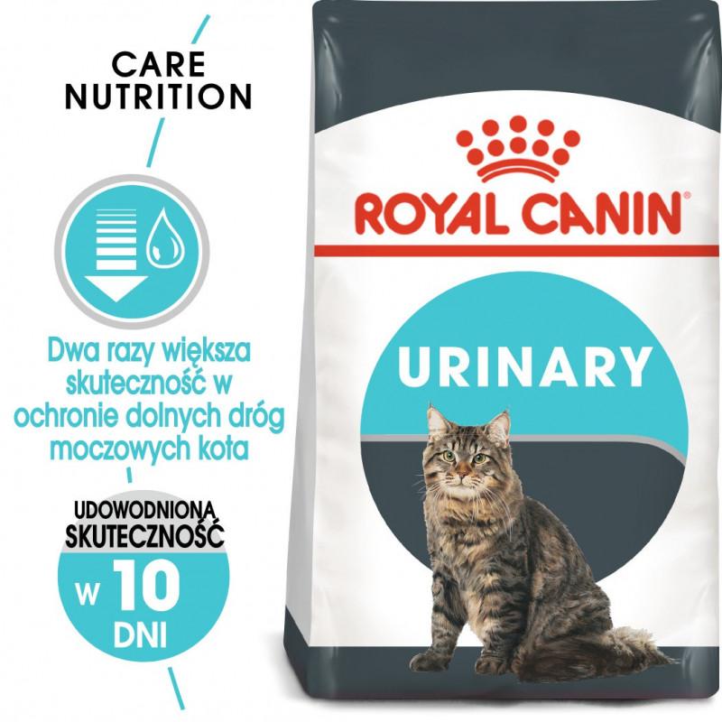 Royal Canin Urinary Care Adult - Karma Sucha dla Kotów Dorosłych, Ochrona Dróg Moczowych 2kg