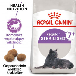 Royal Canin Sterilised 7+...