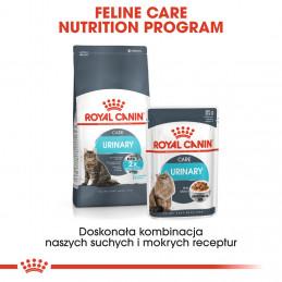 Royal Canin Urinary Care Adult - Karma Mokra w Sosie dla Kotów Dorosłych, Ochrona Dróg Moczowych 85g