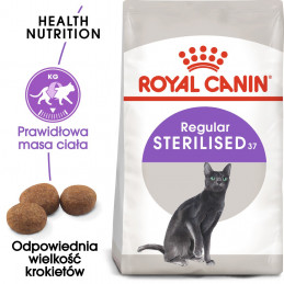 Royal Canin Sterilised 37...