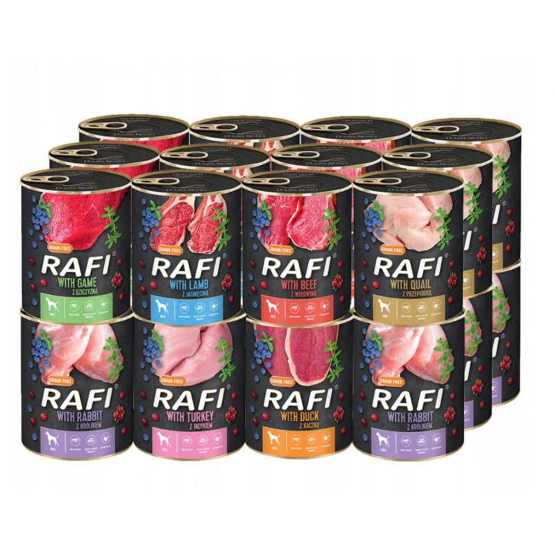 Dolina Noteci RAFI CLASSIC Mix Smaków 24x 800 g