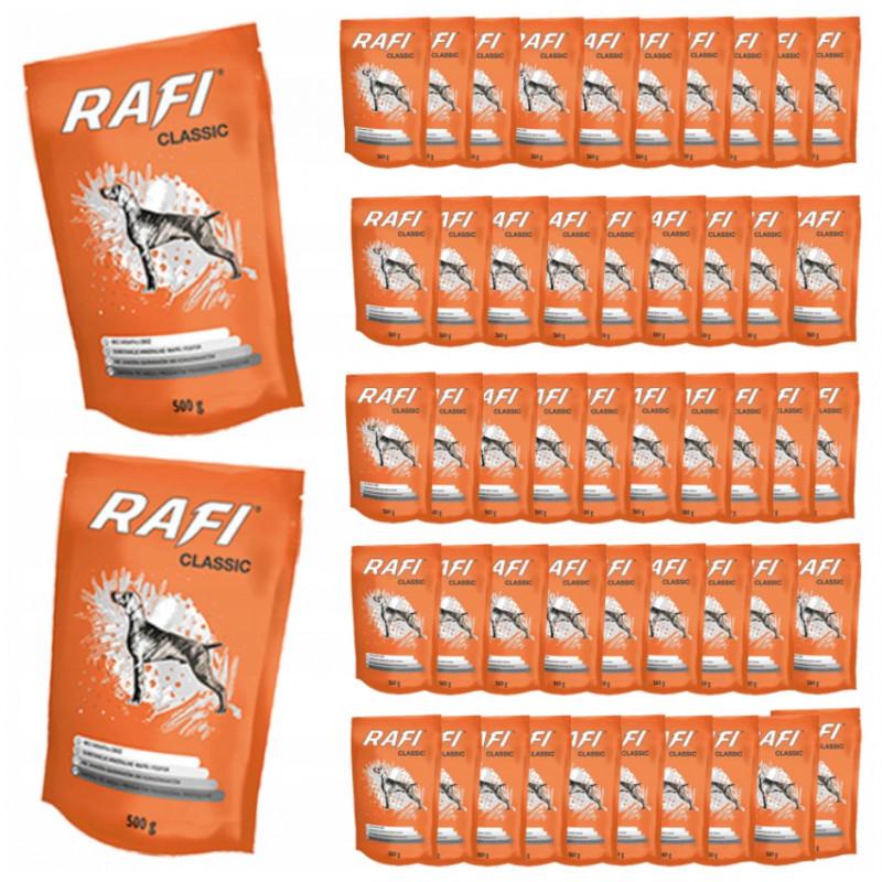 Dolina Noteci Rafi Classic BEZZBOŻOWA Zestaw Saszetki 50 x 500g