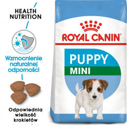 Royal Canin Mini Puppy -...