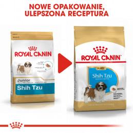 Royal Canin Breed Shih Tzu Puppy - Karma Sucha dla Szczeniąt Shih Tzu 1,5kg