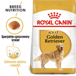 Royal Canin Golden Retriever Adult - Karma Sucha dla Psów Dorosłych Rasy Golden Retriver 12kg