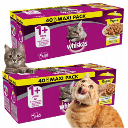 WHISKAS ADULT Potrawka...