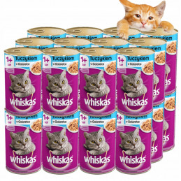 WHISKAS Adult dla Kota...