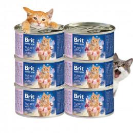 BRIT Premium Kot Mokra...