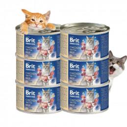 BRIT Premium Karma dla Kota...