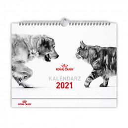 ROYAL CANIN Kalendarz 2021