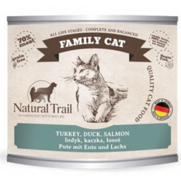 NATURAL TRAIL Family Cat...