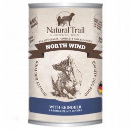NATURAL TRAIL North Wind Z RENIFEREM Zestaw 6x 400g