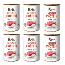 BRIT MONO PROTEIN Beef Rice...