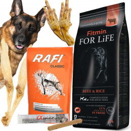 FITMIN Dog For Life BEEF...