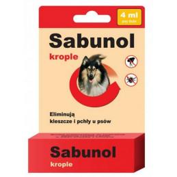 SABUNOL - Krople Przeciw...