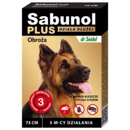 SABUNOL PLUS - Obroża...