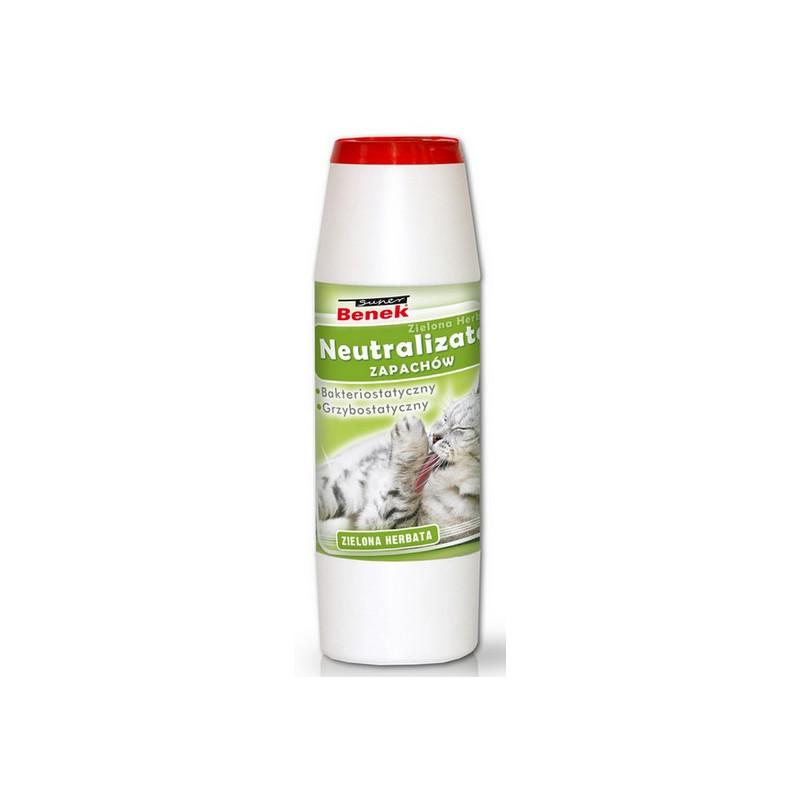 Benek Neutralizator - Odkażacz Zielona Herbata 500g