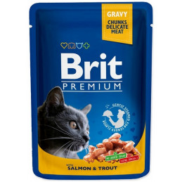 Brit Premium Cat Adult...