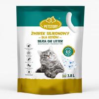 Żwirki silikonowe dla kota | zoo24.pl