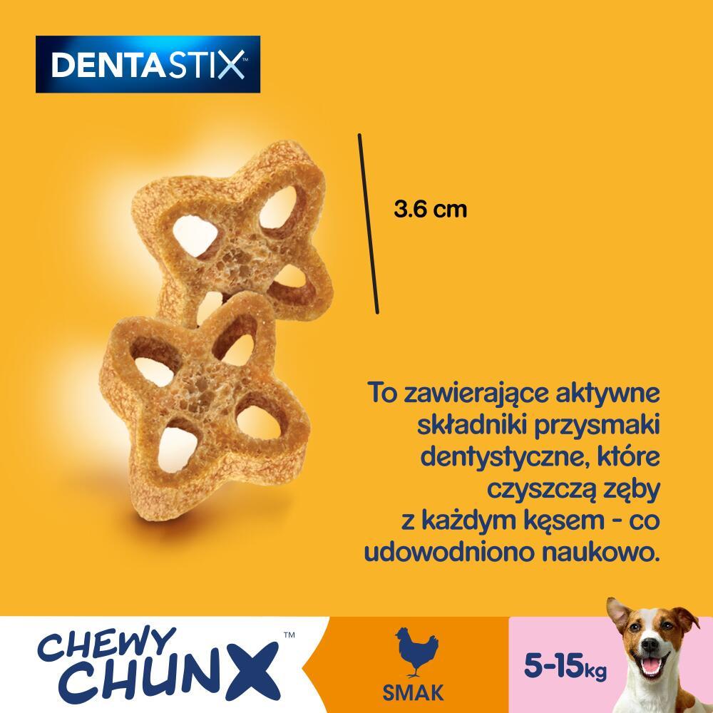 DentaStix -  przysmaki czyszczące zęby